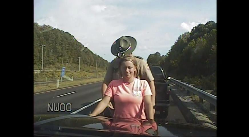 Trooper in groping lawsuit defends search of woman 2589ff2ac
