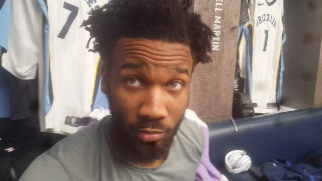 Wayne Selden on returning to action