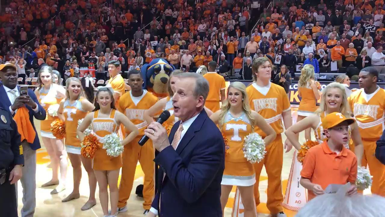 Rick Barnes: 'Not bad for a team picked 13th'