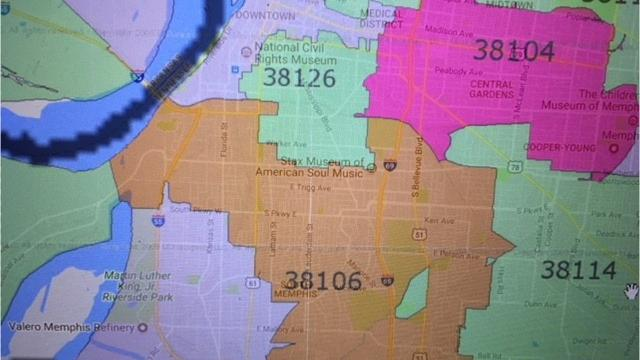 Memphis Shelby County Life Expectancy Varies By Zip Code