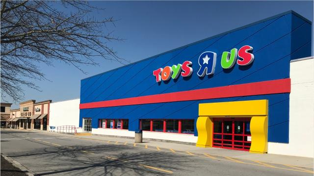 Knoxville Babies R Us Toys R Us Stores Down To Final Hours