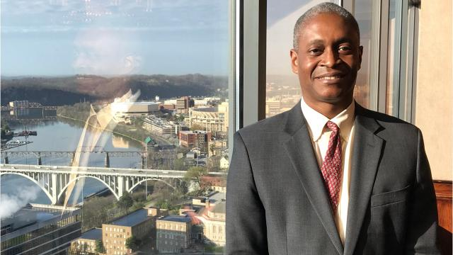 VIDEO: What does the head of the  Atlanta Fed think of Knoxville?