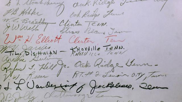 Historic Civil Rights Letters