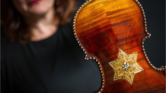 For the last two decades, master violin maker Amnon Weinstein has toiled in his workshop in Tel Aviv restoring instruments that have been given to him from the Holocaust.