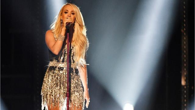 Carrie Underwood's triumphant return to the stage after a fall five months ago was among the top moments of the 2018 ACM Awards.