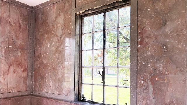 """This historic Knoxville building offers free Sunday tours to show off the beautiful marble that helped Knoxville become known as """"The Marble City""""."""