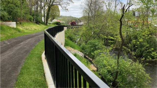 A look at Knoxville greenways/connectors