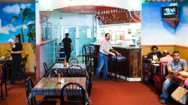 Freddy Vieyra, owner of La Playita Mexicana, talks about his restaurant located at 6194 Macon Road.