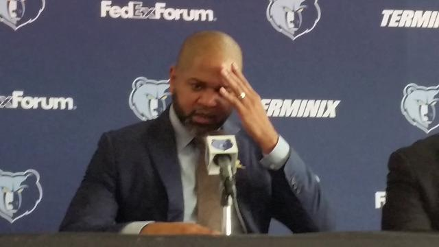 Grizzlies coach J.B. Bickerstaff talks about his vision for the franchise.