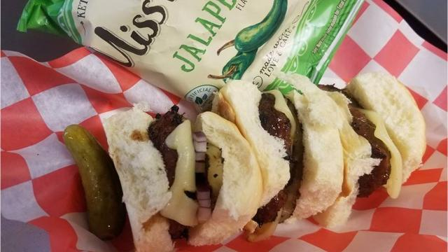 Food truck delivers flavorful, unique kebabs from South Knoxville and beyond!