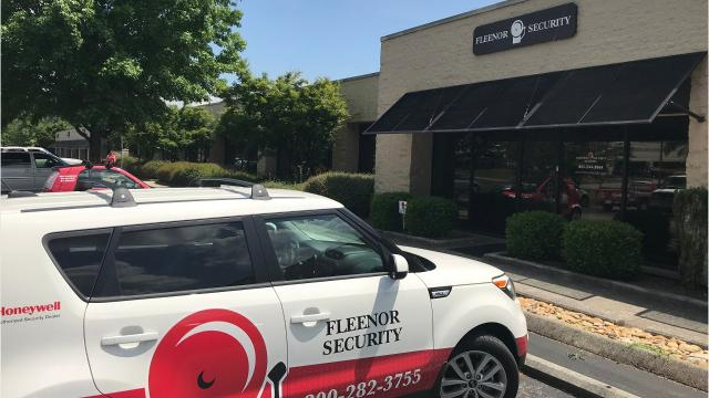 Will Fleenor of Fleenor Security Systems explains what services the Johnson City company, now with a Knoxville office, offers to businesses and homeowners.