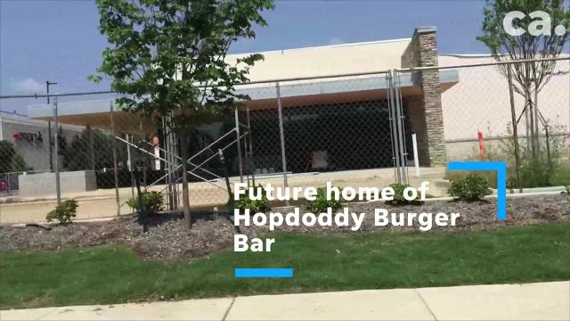 A second Hopdoddy Burger Bar is coming to Memphis.
