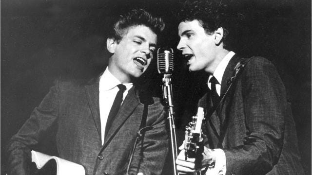 Bearden area park will honor the Everly Brothers, who became music legends in the 1950s and 60s.