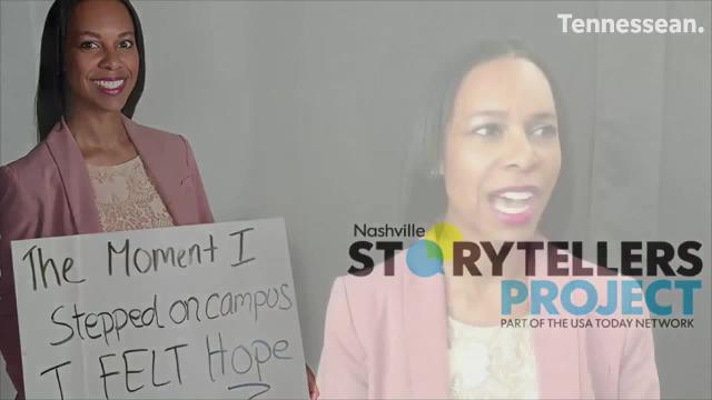 Lakisha Simmons never considered college. No one in her family had ever been. Now, she's a university professor and an advocate for young women like she once was as founder of the Period Project. She will speak at the next Nashville Storytellers.