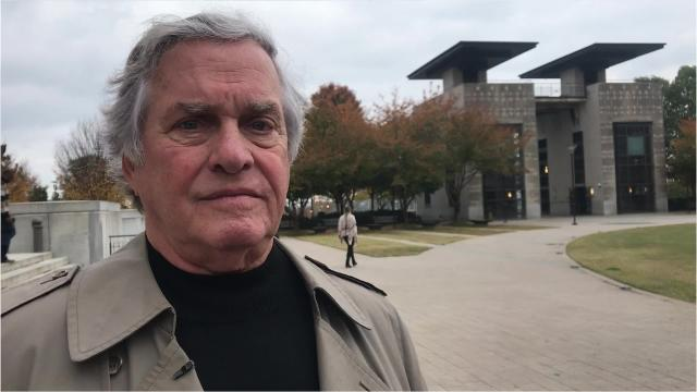 Mike Coode, of Nashville, said he thought the priest he says abused him was dead. He recently found out the former priest is still alive.