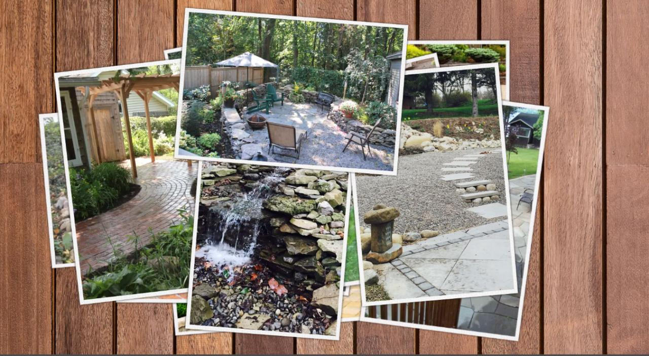 Hottest trends in landscaping