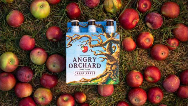 Williamson native is head cider maker for Angry Orchard