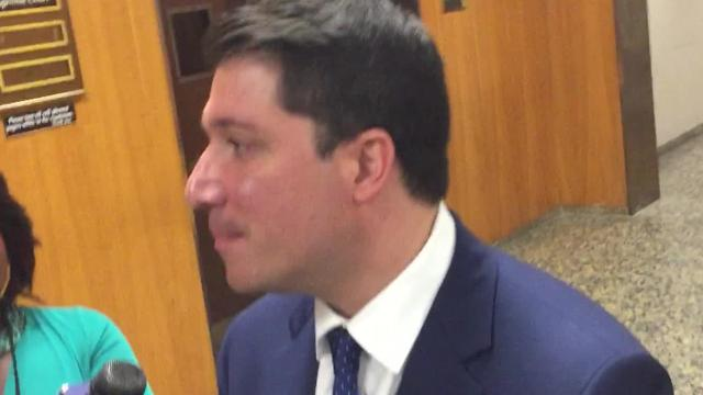 Attorney David Pilato discusses jury in Rideout trial