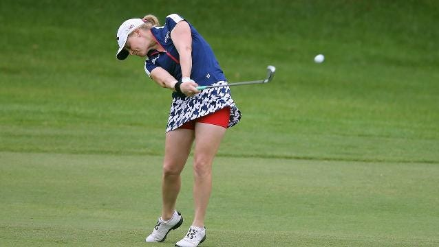 New LPGA dress code collars racy tops, short skirts