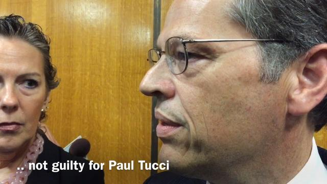Rideout Trial: Assistant DA Timothy Prosperi on Tucci verdict