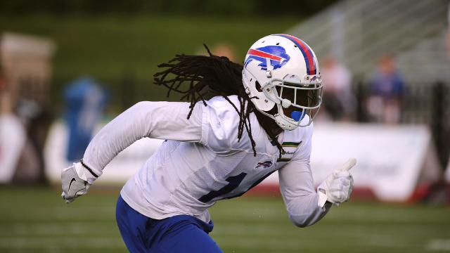 Sammy Watkins discusses contract, getting healthy