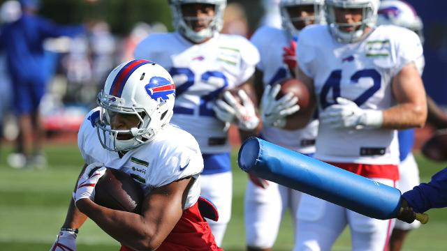 File video: Bills RB Jonathan Williams ready to contribute in Year 2