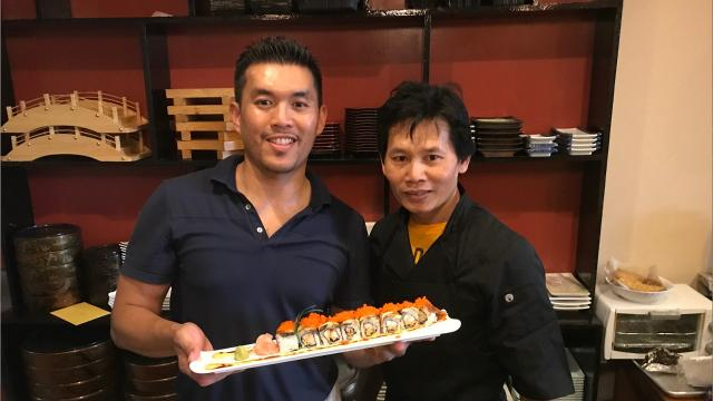 A new Tokyo Restaurant opens in Henrietta with a familiar name and faces. Meanwhile, Rachel's Cookies and More opens in Spencerport. Check them out. (August 3, 2017)