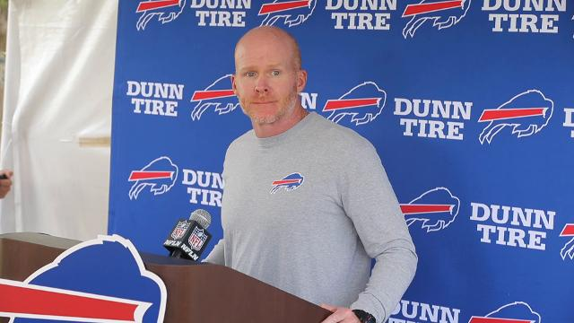 McDermott discusses partnering with other teams