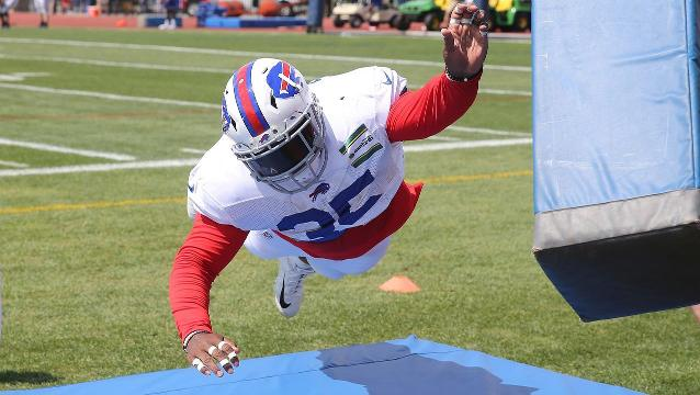 Buffalo Bills Camp: Sights & Sounds