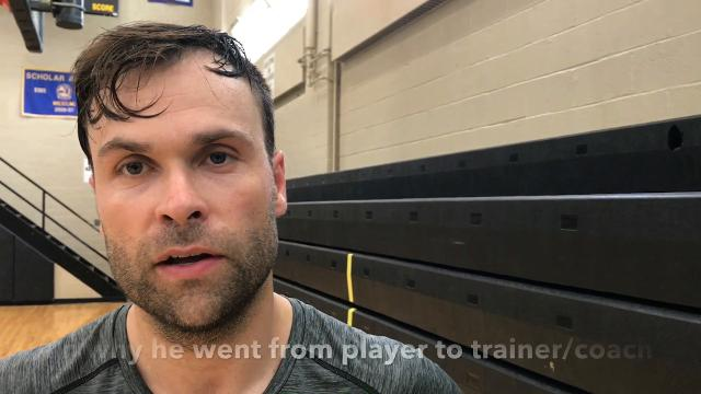 The former McQuaid star has become an elite basketball trainer whose client list includes NBA players.