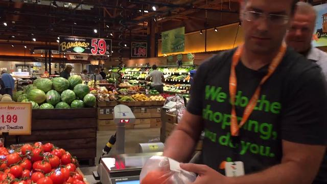 We tried Wegmans' Instacart delivery