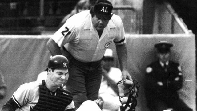 3a04f81a1f7e46 Ken Kaiser, former MLB umpire, funeral service is set