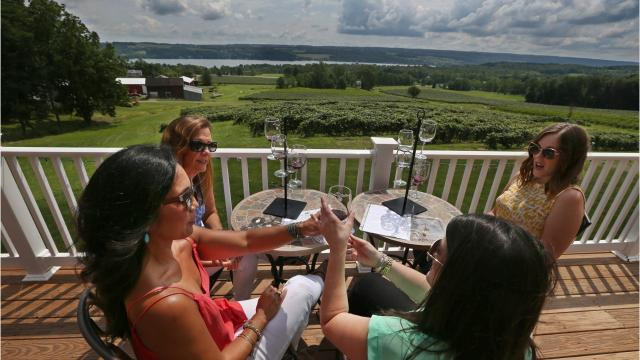 Keuka Lake Food Crawl