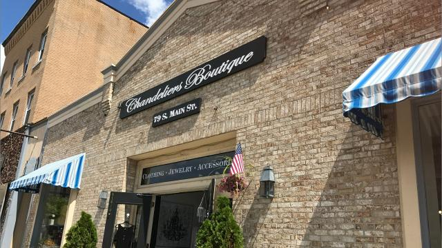 Two new boutiques in Canandaigua provethat shopping local can mean finding unique items with personal service at reasonable prices.