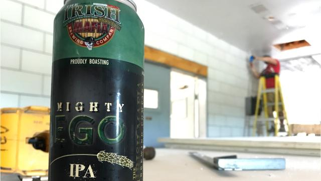 Ontario County's 14th craft brewery is slated to open in late September. (Sept. 2, 2017)