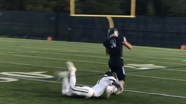 Game highlights: Pittsford 36, Webster Thomas 0
