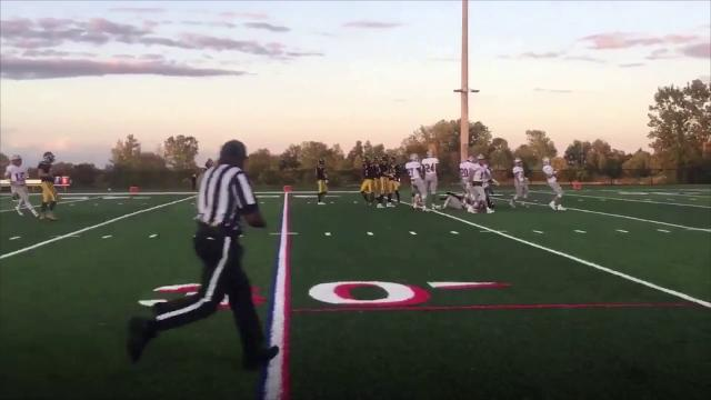 Game highlights: Canandaigua 21, Spencerport 0