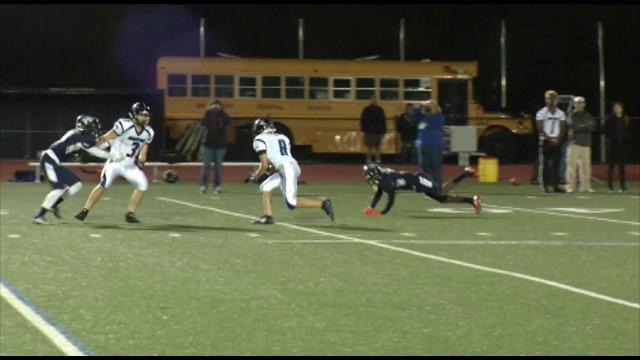 Game highlights: Brockport 26, Eastridge 7