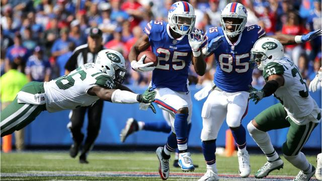 BIlls report card: Strong marks after Week 1 win