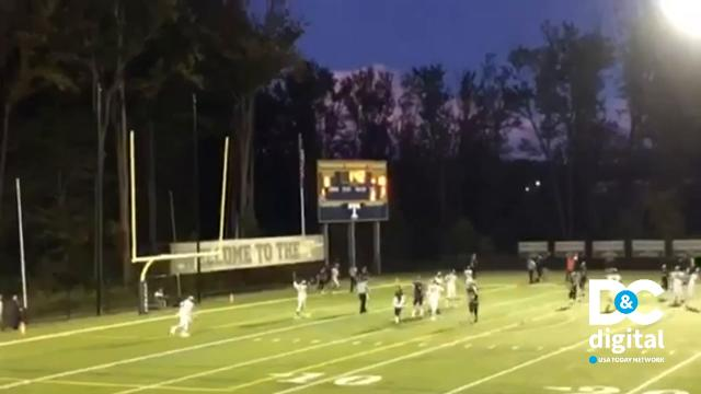 A soccer header is the Varsity Voices Play of the Week