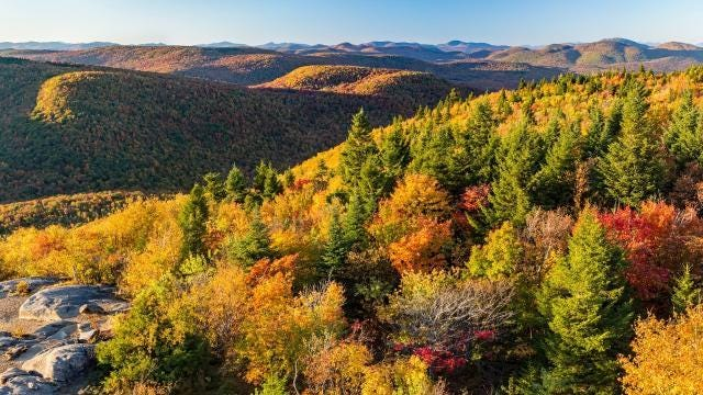 Cooler weather brings fall colors throughout New York. A weekly state-issued report tells where to find peak colors throughout the fall.