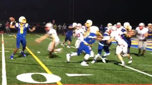 More highlight material for Irondequoit football in 34-14 win over Canandaigua