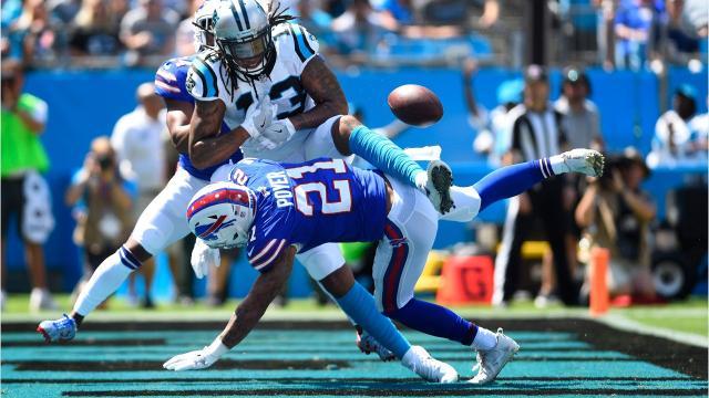 Buffalo Bills report card,  Week 2: Panthers, 9, Bills, 3