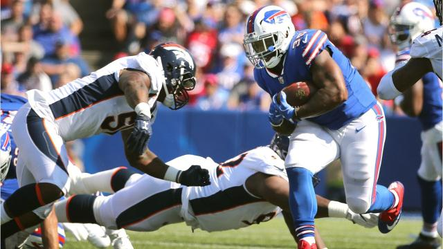 Bills Report Card: Week 3 Biils 26, Broncos 16