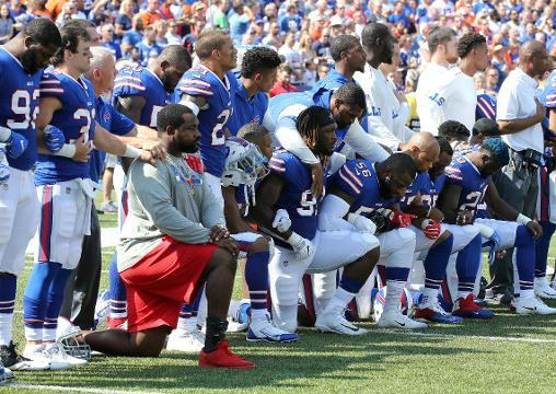 NFL take-a-knee protest isn't over yet
