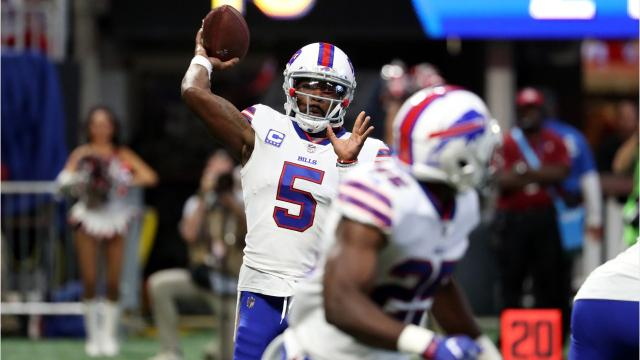 Buffalo Bills vs Atlanta Falcons highlights