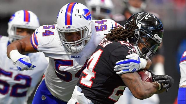 Bills Report Card, Week 4: Bills 23, Falcons 17