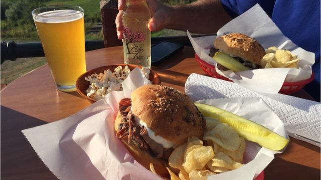 Ten Places to Eat in the Finger Lakes