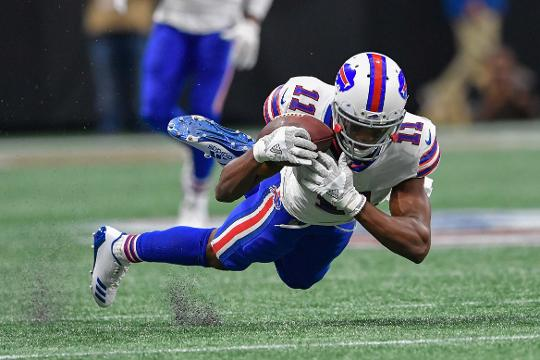 Bills' Zay Jones confident despite the struggle