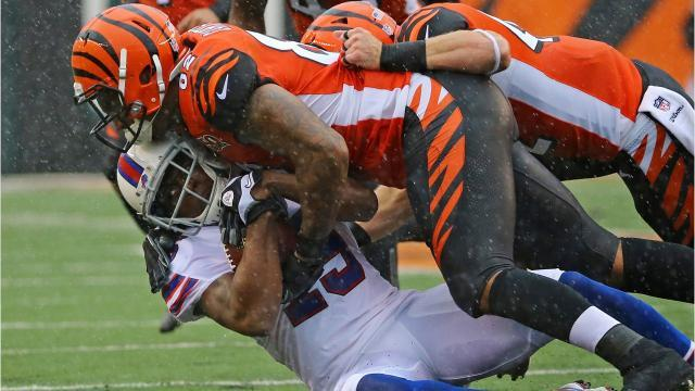 Bills Report Card: Week 5: Bengals 20, Bills 16